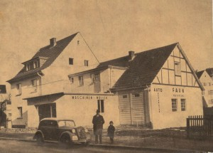 ca. 1935 - FAUN-Vertretung, Odenthaler Straße