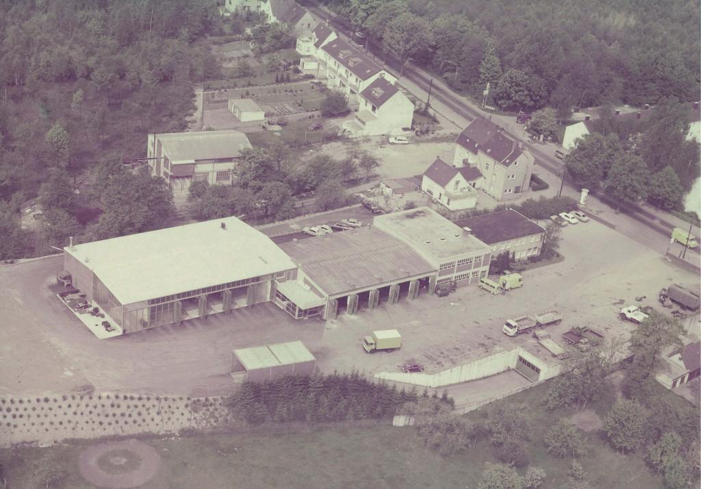 Luftaufnahme 1972
