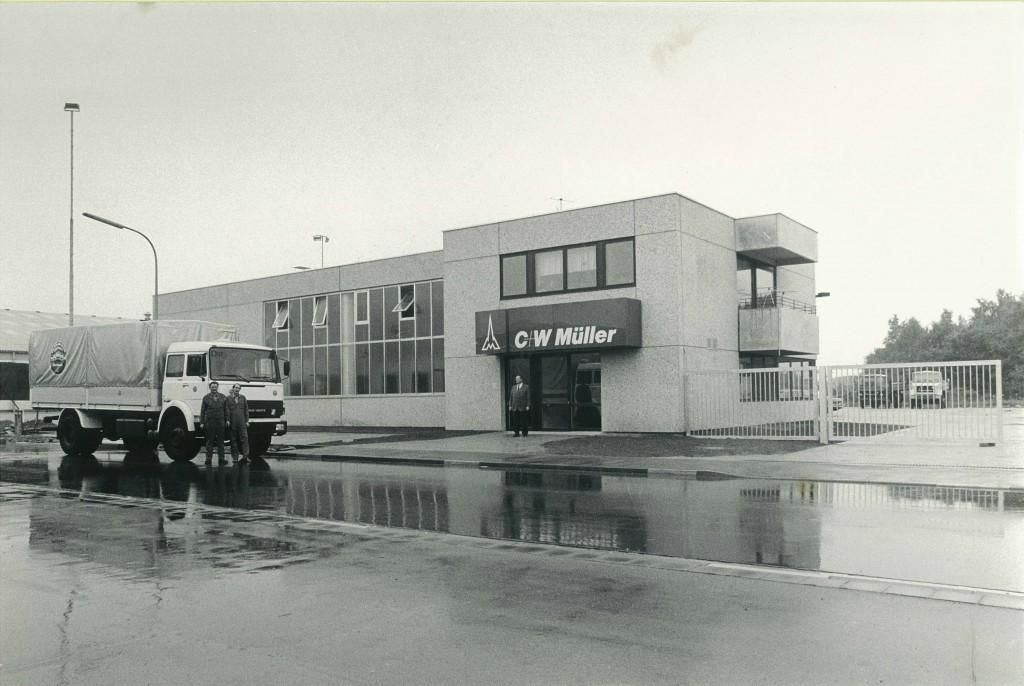 Standort Leverkusen 1978